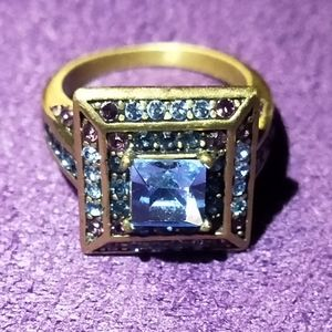 HEIDI DAUS square ring size 6